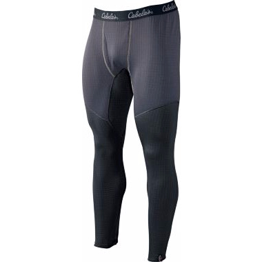 Cabelas E.C.W.C.S. Polar Weight Polartec Base Layer - Bottoms