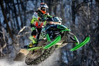 Timber Coulee Thunder SnoCross Event 2016