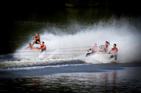 Wisconsin State Waterski Tournament 2013