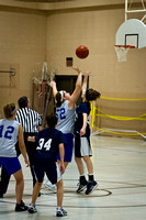 Nekoosa AMS Girls B-Ball 2011 (8th Grade)-005