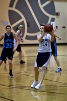 Nekoosa AMS Girls B-Ball 2012 (8th Grade)-006