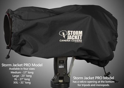 Storm Jacket Gear Covers