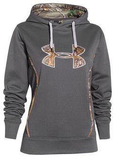 UA Storm Caliber Women's Sweatshirt
