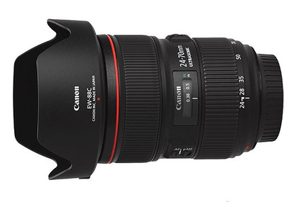 Canon EF 24-70mm f2.8 L IS II