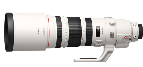 Canon EF 200-400mm f4 L IS